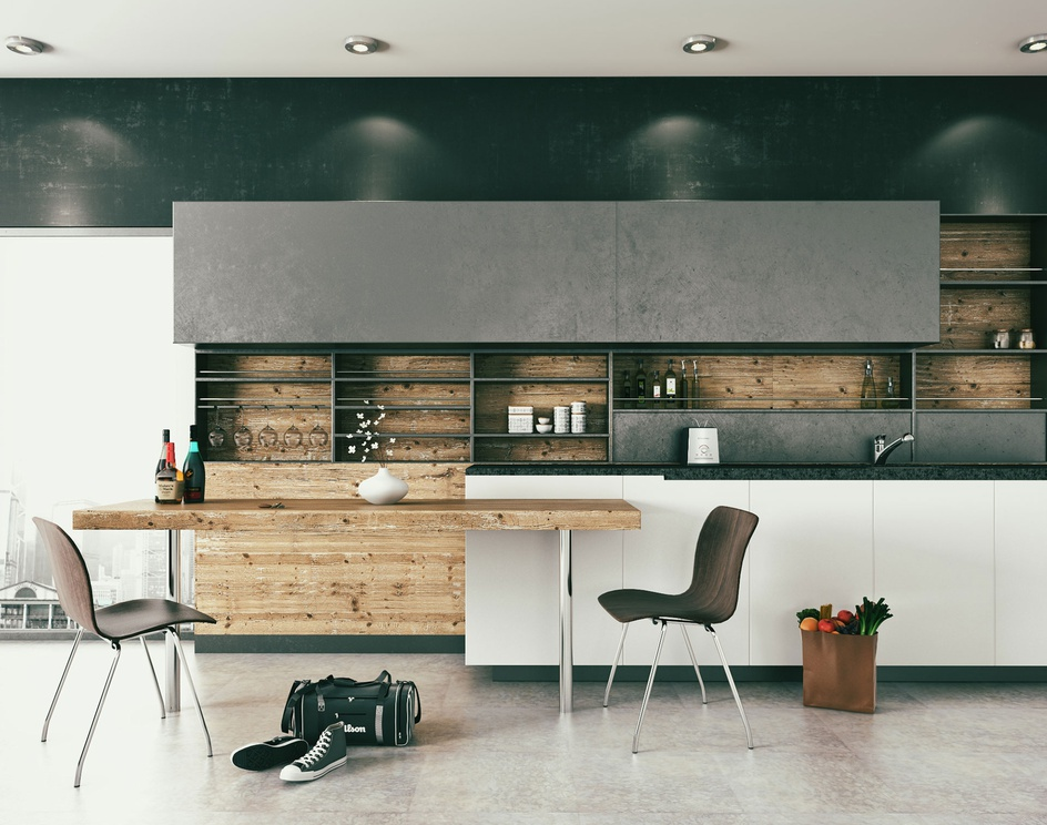 Minimal Kitchenby yones