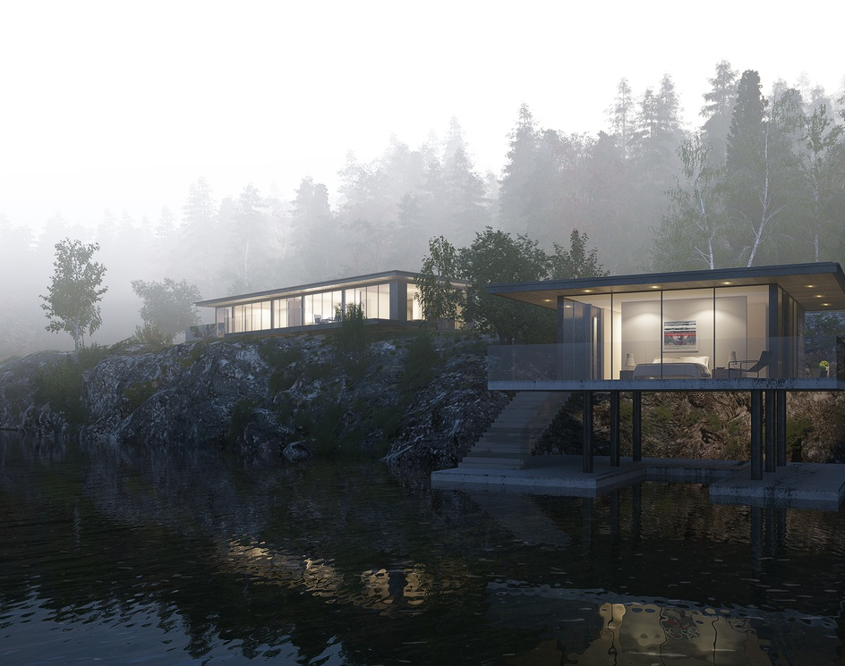 Lake House.by vicnguyendesign