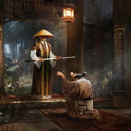feudal Japan Japanese hero samurai ronin