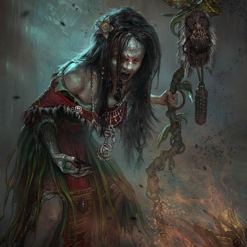 filipino folklore mystical character