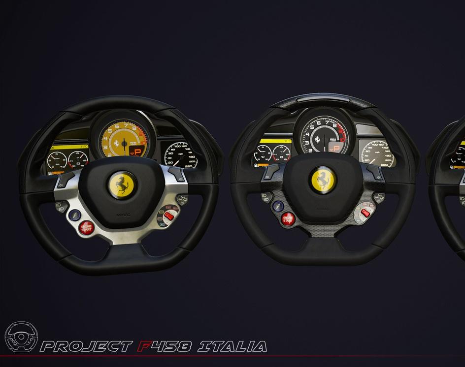 Project Ferrari 458 Italiaby Gianpietro Fabre