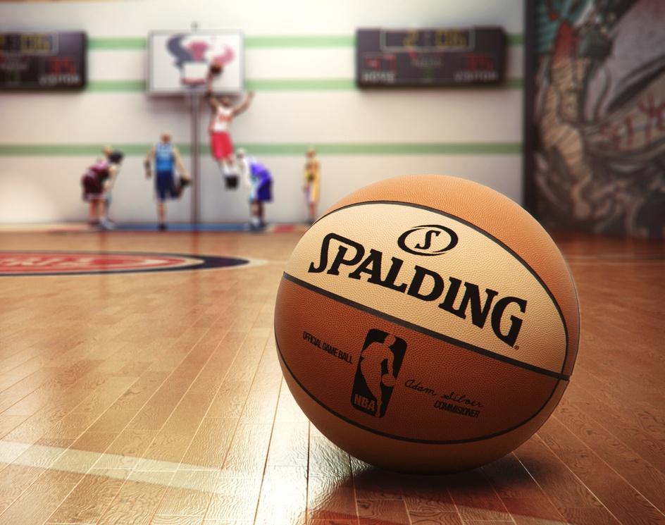 BasketBall Courtby AhmadTurki182