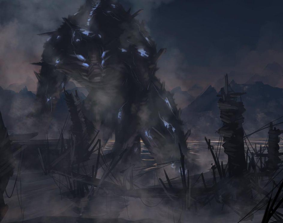 magma giantby emanuele desiati