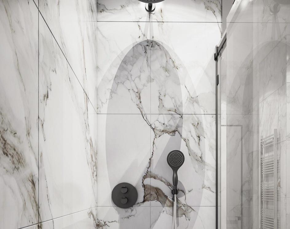 Marble bathroomby Archviz.Studio