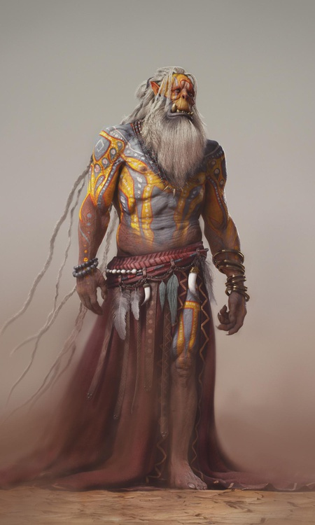 male character model world of warcraft