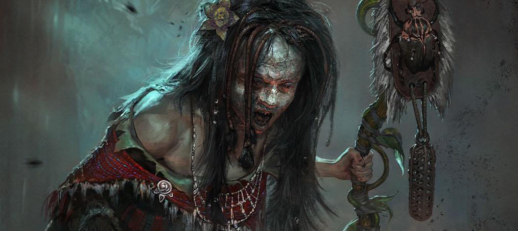 witch sorceress Filipino Filipina Philippines folklore