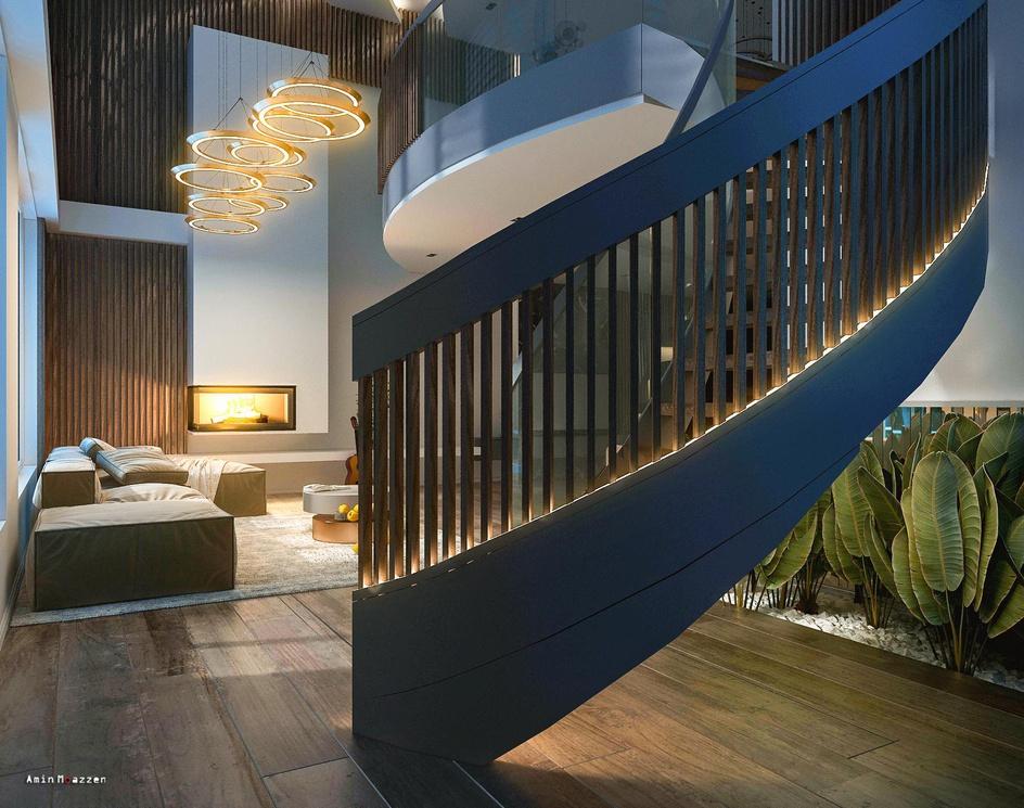 interior No.23 - Redesign -nightlightby a_tyrant