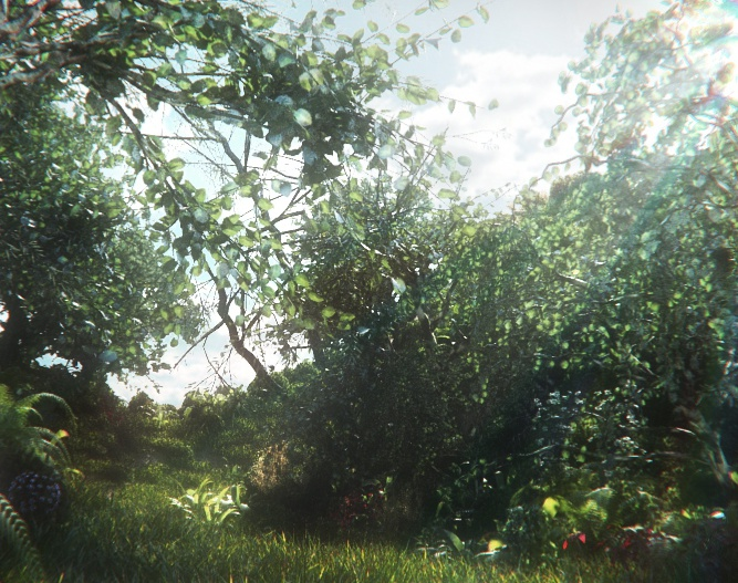 The GreenStreamby Yuuki_Morita