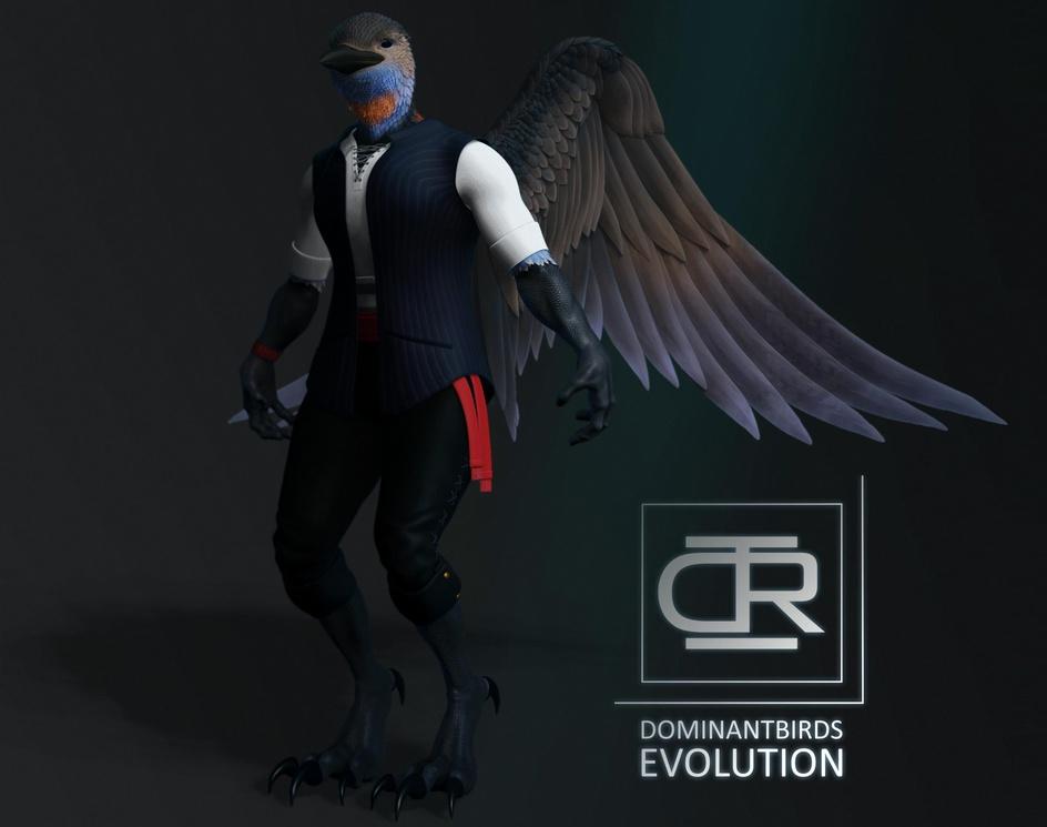 Evolution | Civilianby Alexander Ershov