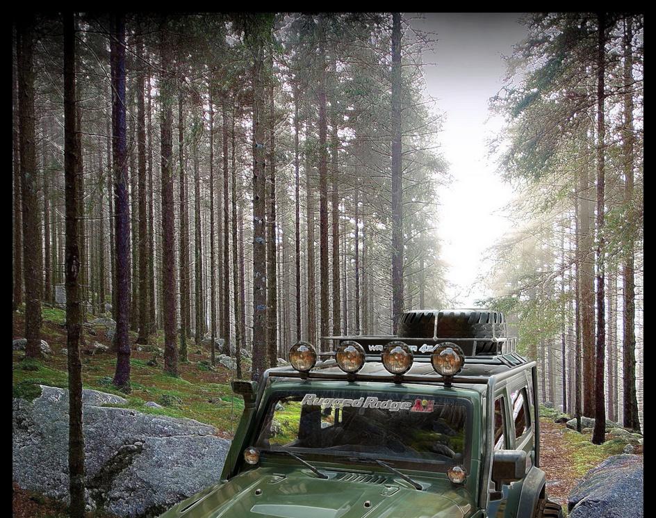 Jeep wrangler rubiconby makumba80