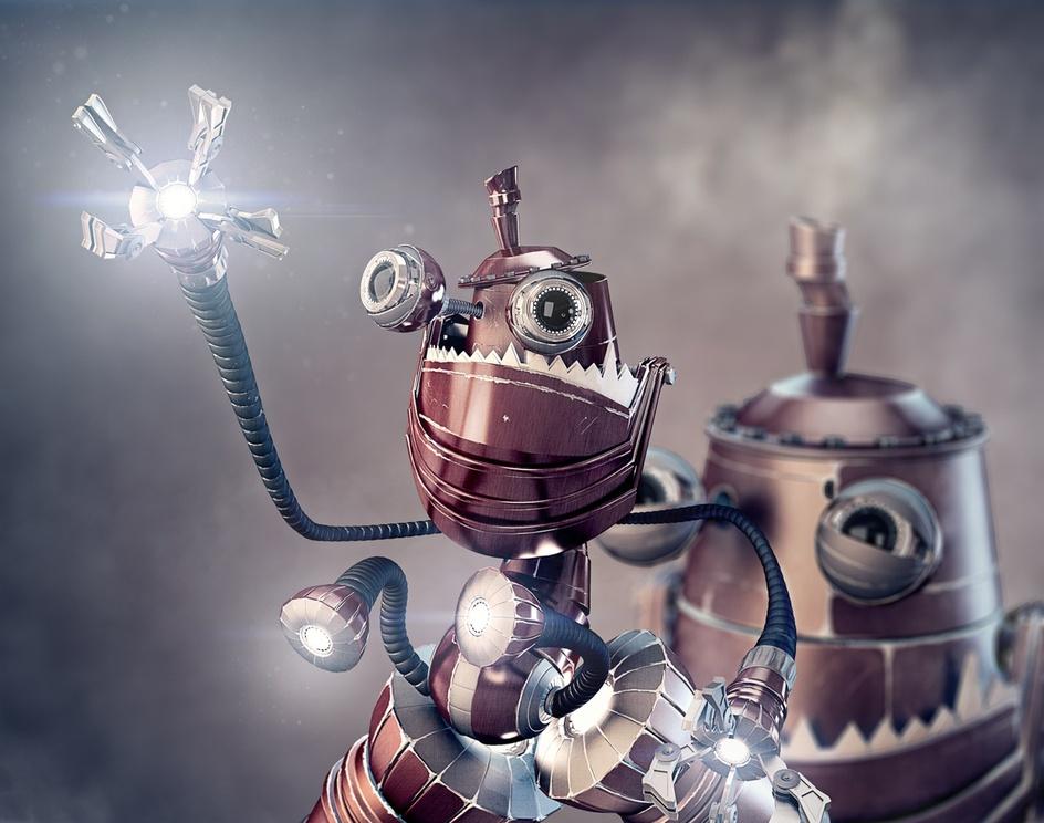 little robotby Tarek Mawad