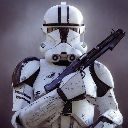 stormtrooper character design