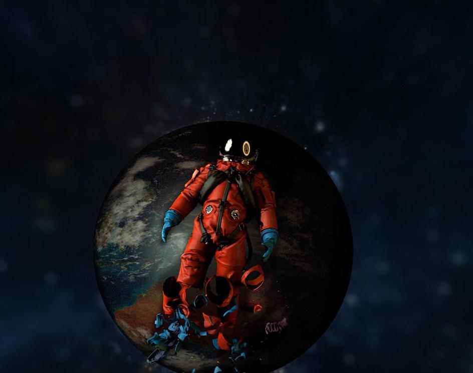 Deep spaceby Gabriel mundaka