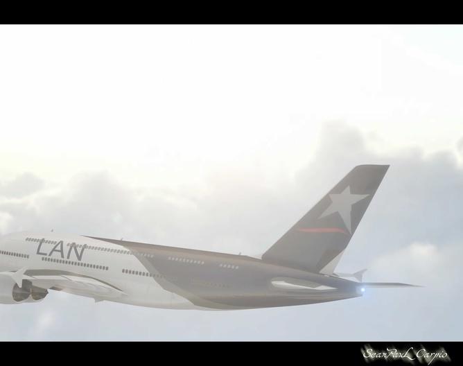 Lan Airlinesby SeanPauL Carpio