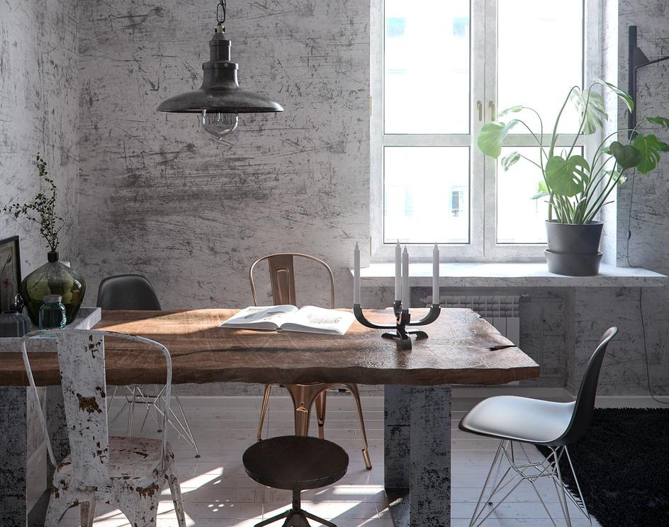 dining tableby Nima Akbari