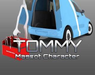 Mascot Characters Modelby GameYan