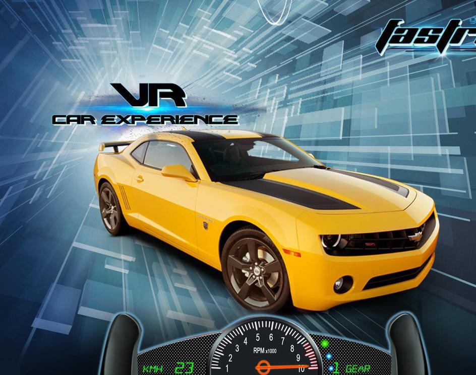 FasTrack VR Game for Cardboardby GameYan