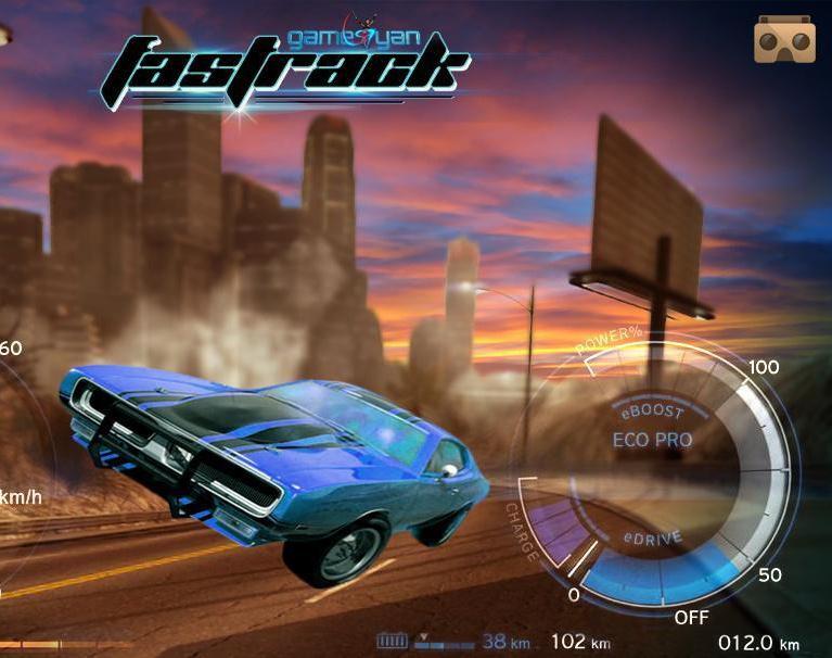 VR Car Game for Google Cardboardby GameYan