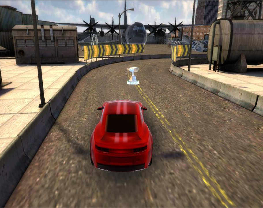 Action thriller vr car racing gameby GameYan