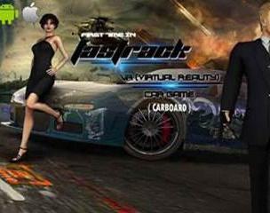 FasTrack Vr 3D Game Design For Cardboardby GameYan