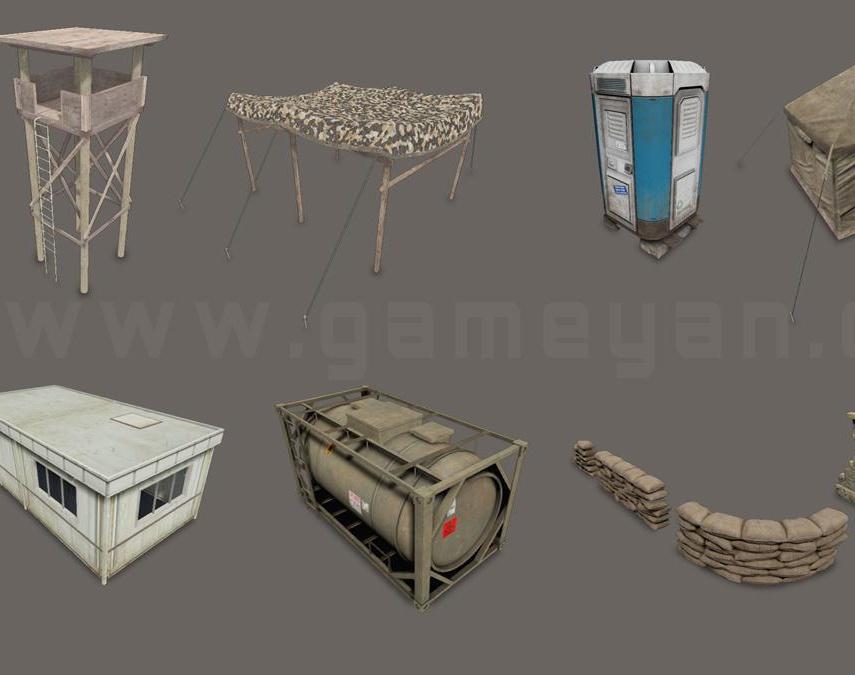 3D Game Asset Studioby GameYan