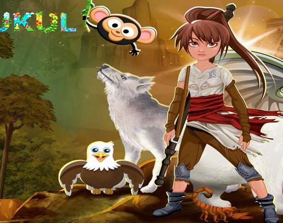 Gurukul Game Art Outsourcingby GameYan