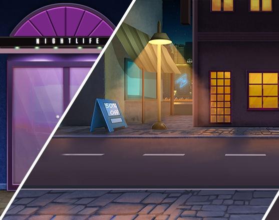 2D-3D Game Development Concept - USAby GameYan