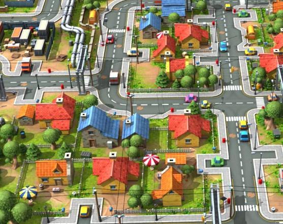 3d Game Street View – City Development - Germanyby GameYan