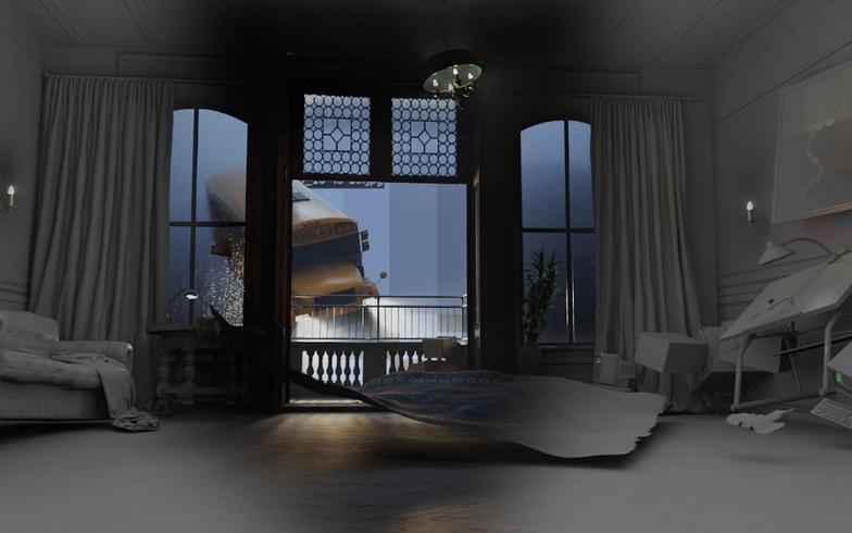 colour compositing render flexibility control lighting source
