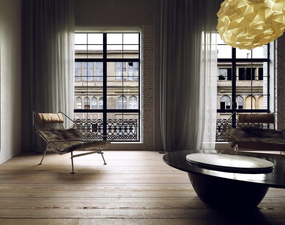 Paris Apartmentby Nguyen Ba Dung