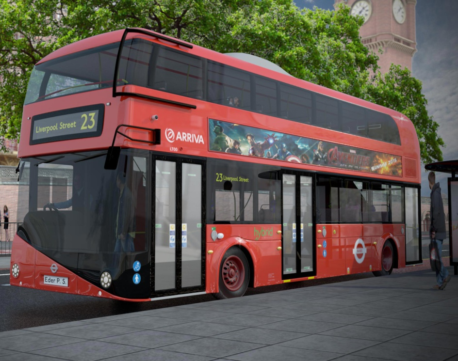 New Routermaster for Londonby Eder de Souza