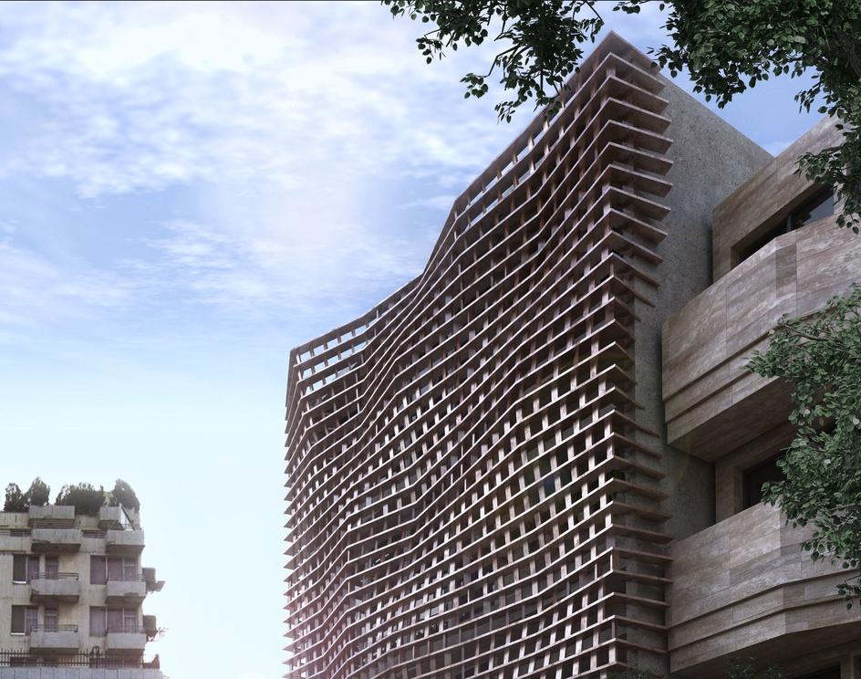 house of cooper & concreteby mahdi khodabakhsh