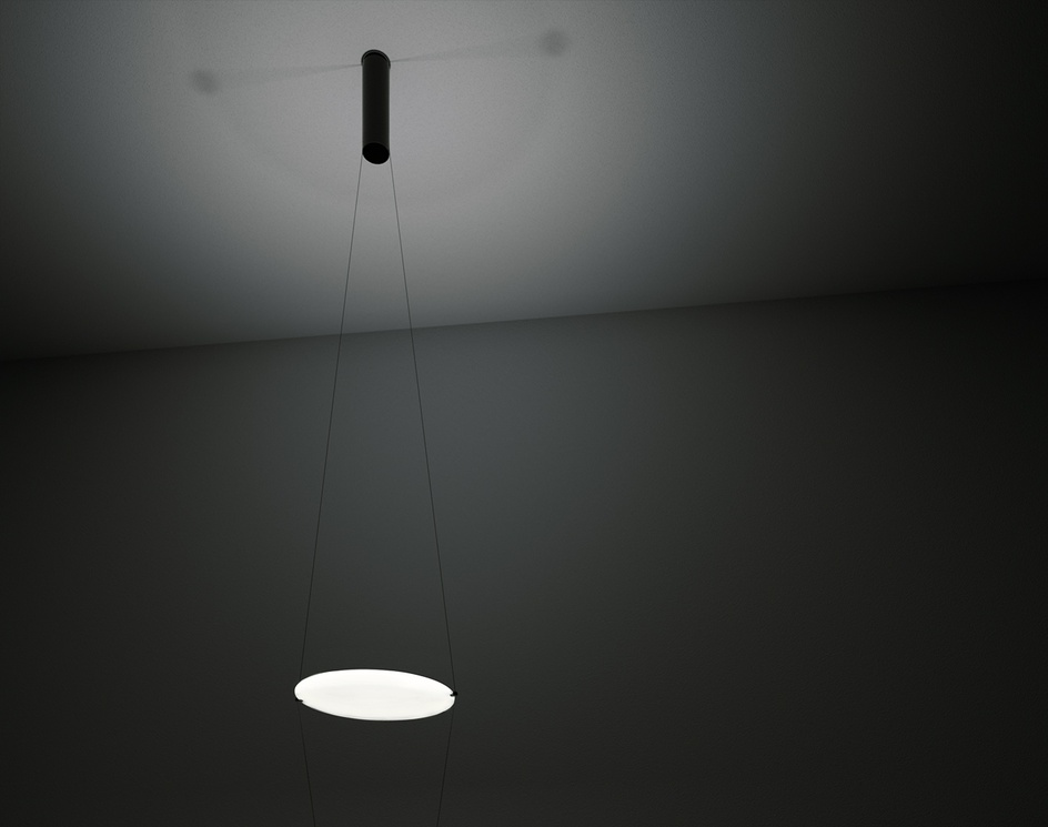 ceiling lamp with two spotsby markonius