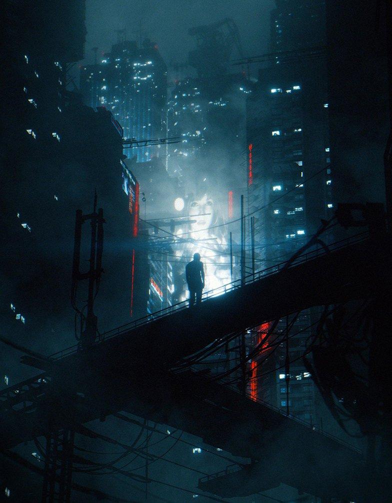 Cyberpunk BLUE NOVA