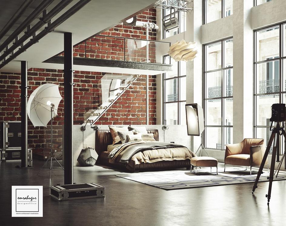 Photo studio - Parisby emrahugurdesignoffice