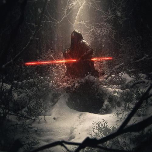snowysith lord star wars