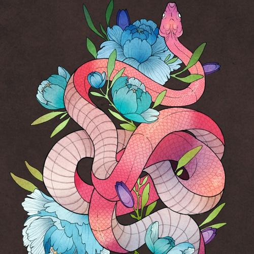 animal snake