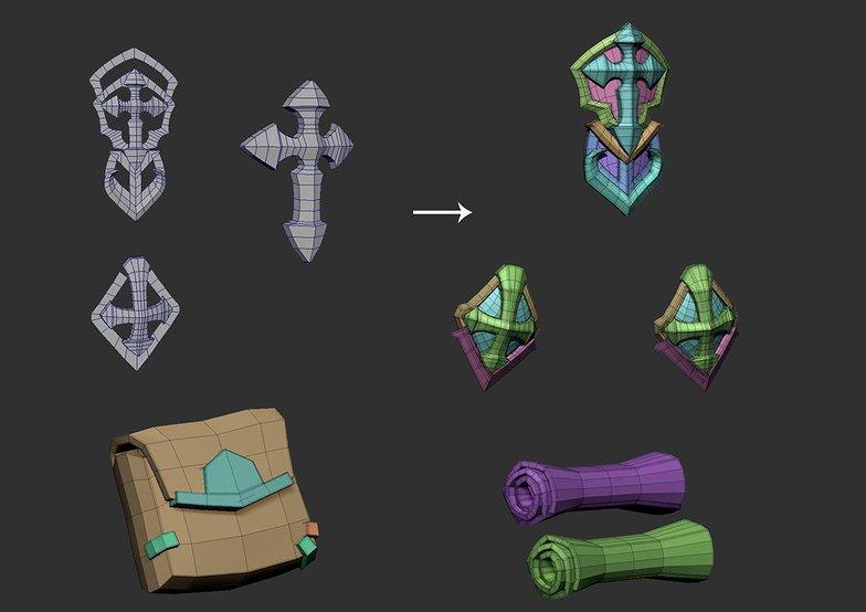 modelling objects in maya