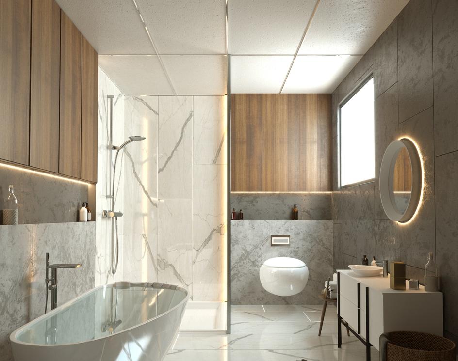 bathroom designby fatemeh shabestani