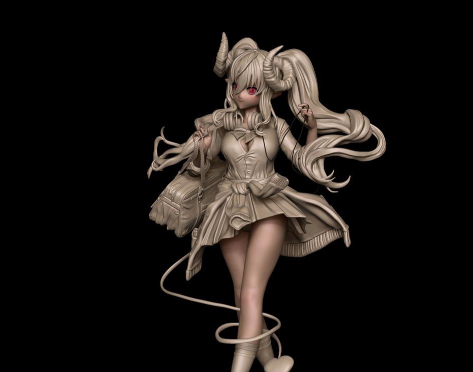 Anime fan Artby Nicolas3d3