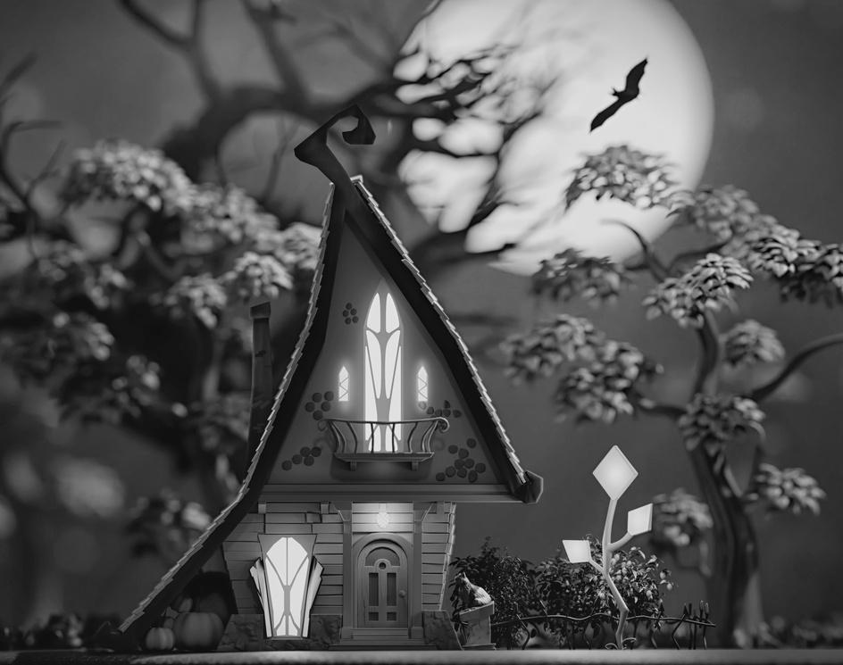 Witch Houseby Burak Gök