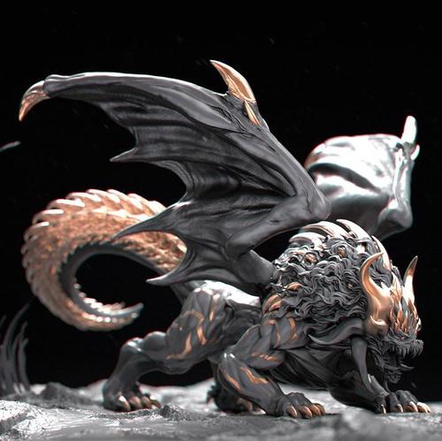 Japan Japanese dragon creature