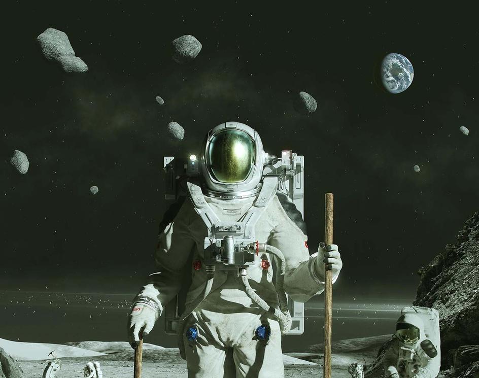 Next gold rush on asteroidsby Cristiano Rinaldi