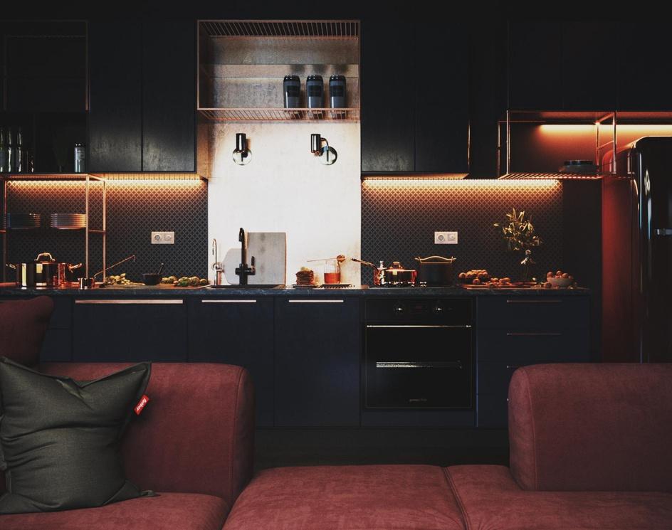Modern Dark Style Designby Erfan