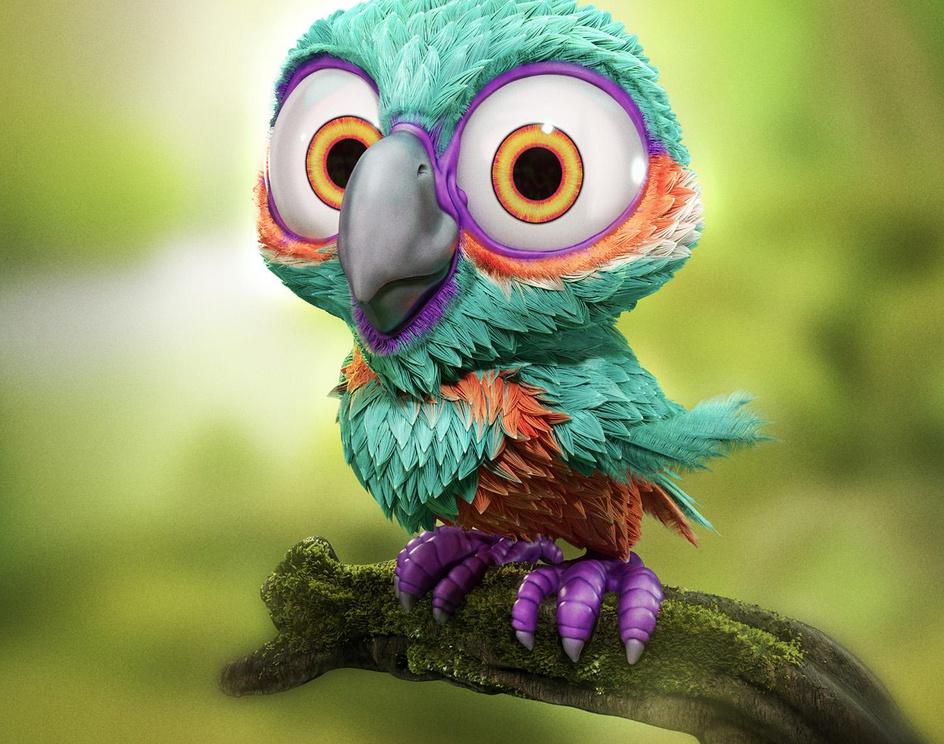 The BIRDby Pieriko