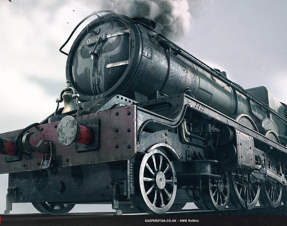 Great Western Railway Re-Skinby Karen