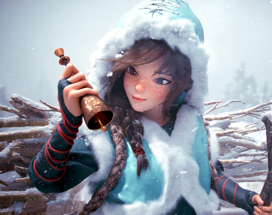 SnowGirlby Leeseong hong