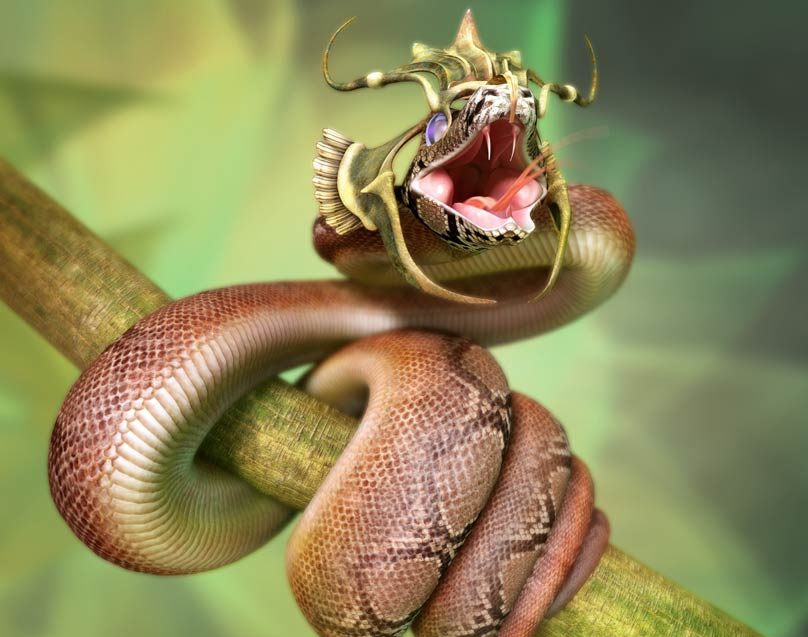 Snakeby Alexander Beim_LotusArt