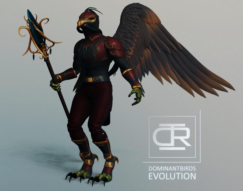 Evolution | Guardsmanby Alexander Ershov