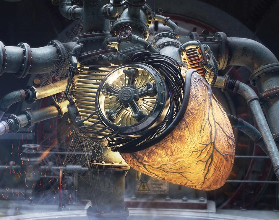 Heart engineby Juraj Bezak